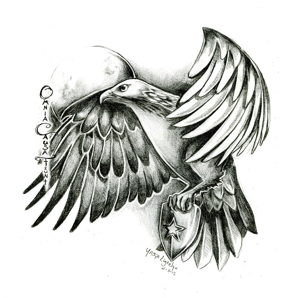 Tattoo-design - Studio Yasja